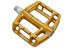 Pedales NC-17 Sudpin I Pro dorado